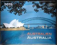 2015 Australien Kalender Sydney Outback  12 POSTER  50x54cm   REDUZIERT
