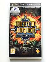 The Eye of Judgment Legends - Jeu Sony PSP - Version promo / presse - PAL
