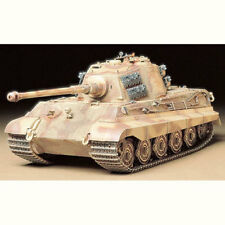 TAMIYA 35164 King Tiger Tank Production Turret 1:35 Military Model Kit