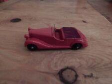 Modellini statici di auto, furgoni e camion rosso Dinky