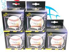 (5) ULTRA PRO BASEBALL CUBE, UV PROTECTED baseball display case clear NEW