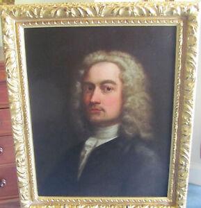 Portrait of a gentleman Follower of Sir Peter Lely (1618-1680)
