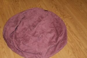 Lukeight Bean Bag Chair Cover--No Beans/Storage with Zipper    X-Large    NIP