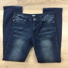 Rock & Republic Women's Jeans Straight Berlin Size 30 L30 (AP17)