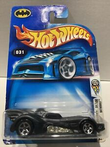 HOT WHEELS 2004 FIRST EDITIONS #31/100 BATMOBILE COLLECT. #031