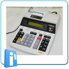 COMO NUEVA Calculadora CANON MP1211-DLE MP1211DLE  - Printing Calculator Vintage