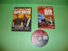 Bad Boys (DVD, 2000, Special Edition)
