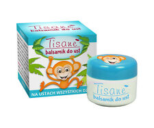 TISANE Lip Balm FOR KIDS!  chapped lips Mother Award 100%25 Natural-S-