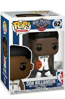 Funko Pop! NBA: NEW ORLEANS Pelicans ZION Williamson #62