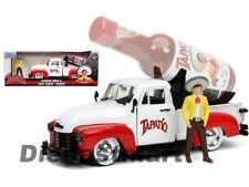 Jada 1 24 Hollywood Rides 1953 Chevy Pickup & Charron MAN Figure 31968 Diecast