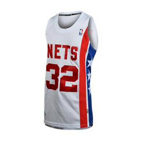 Adidas - NBA NETS SWINGMAN JERSEY J. ERVING - CANOTTA BASKET - art.  L75241