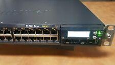 Juniper EX4200-48P 48 Ports GbE PoE Managed Gigabit Switch EX-UM-2X4SFP 2x PSU