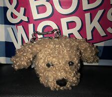 Adorable! LABRADOODLE GOLDENDOODLE PUP POCKET *BAC HOLDER for Gel clip backpack