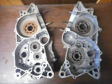 1974 Yamaha DT360 Engine crank cases