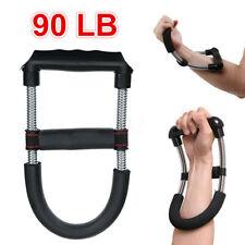 90Lb Wrist Exerciser Forearm Strengthener Hand Gripper Grip Strength Us Su