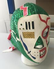 Handmade Professional Mexican Wrestling Face Masks - Pair