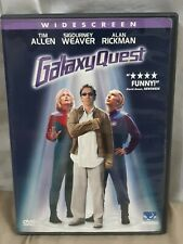 Galaxy Quest (Dvd, 2000, Widescreen) Tim Allen, Sigourney Weaver, Alan Rickman