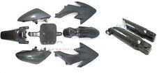 9PC CARBON FIBER PLASTIC FOR HONDA CRF50 SDG SSR 107 110 125CC V PS10+
