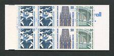 BERLIN MH 14 ** SWK 1989 MARKENHEFTCHEN postfrisch m412