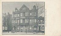 HARRISBURG PA – Governor's Mansion – udb (pre 1908)