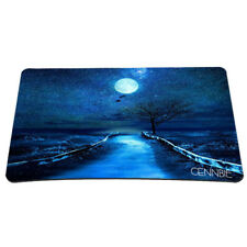 Cennbie Moon Light Design Computer Optical Neoprene Mousepad PC Mouse Mat