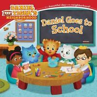 Daniel Goes to School [Daniel Tiger's Neighborhood]