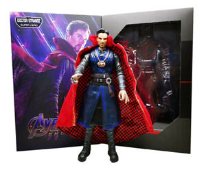 30cm Marvel Avenger Endgame Doctor Strange Action Figures Doll Infinity Wars Toy