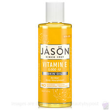 Jason pure natural skin oil VITAMIN E 5000 IU body nourishment 118ml