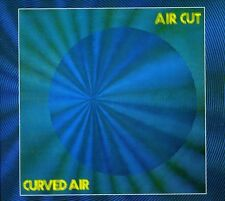 Curved Air - Air Cut [New CD] Rmst, Digipack Packaging, Germany - Import