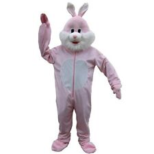 Dress Up America Pink Rabbit Mascot - Size Adult 590-ADULT Costume NEW