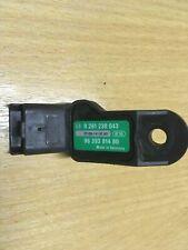 2007 Peugeot 207 1.4 Petrol Boost Air Pressure MAP Sensor 0261230043 Bosch
