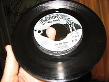 the ACCENTS ON THE RUN 45 KARATE LABEL NORTHERN SOUL SPIN