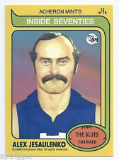 2016 Acheron Mints Inside Seventies (12) Alex JESAULENKO Carlton