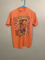 Vintage AAU Championships Single Stitch T-Shirt Size Medium