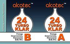 1x Alcotec TurboKlar 24h Alkohol Filter Klärung Klärmittel Schönung