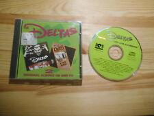 CD punk deltas-tuffer than Tuff/Live and Rockin' (23 canción) Dojo Ltd