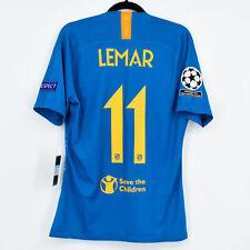 2018-19 Atletico Madrid Player Issue Third Shirt #11 LEMAR Champions League J...