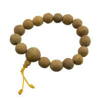 Braccialetto Mala Tibetano IN Semi Da Bodhi Albero Della Budda Ø 15 MM - 7531 S3