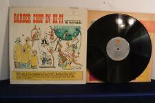 The Play-Tones, Barber Shop In Hi-Fi, Warner Bros Records B 1311, Barbershop