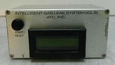 ATC Intelligent gas Leak System (IGLS) P/N IL-003C-250S, Used, Warranty