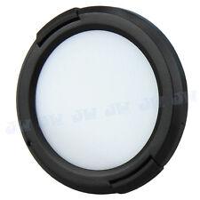 JJC 55mm White Balance Filter Cap for Sony DT 35mm 55-200mm FE 28-70mm lens