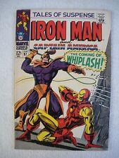 Tales Of Suspense  #97  FN/VF  Iron Man - 1st Whiplash