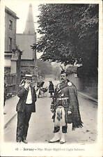 Jersey. Pipe Major Highland Light Infantry # 11.