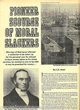 Rev. William Taylor of California + Genealogy