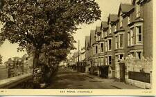 Sea Road Abergele North Wales unused 1952 TUCK postcard