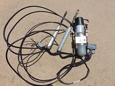 05-08 Chrysler PT Cruiser Convertible Top Hydraulic Pump & Cylinders Tested