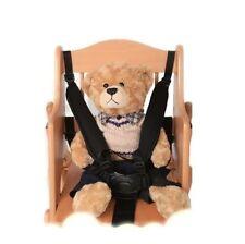 Baby-Kind-5-Punkt-Gurt Kinderwagen Hochstuhl Pram Buggy Auto sicher Gurt-Bügel