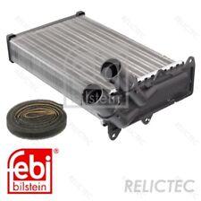 Interior Heater Matrix Heat Exchanger for Citroen Peugeot:306,XSARA,XANTIA,ZX