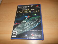 Star Trek: INCONTRI PER SONY PS2 NUOVO SIGILLATO PAL