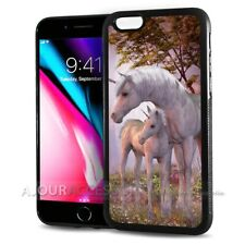 ( For iPhone 4 / 4S ) Back Case Cover AJ11349 Unicorn Horse